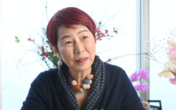 うえの・ちづこ 1948年富山県生まれ。1995~2011年東大教授。『スカートの下の劇場』『在宅ひとり死のススメ』など著書多数。7月に鈴木涼美氏との共著『往復書簡 限界から始まる』を刊行