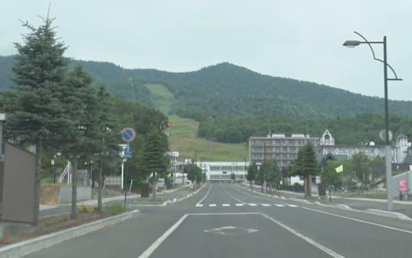 第2のニセコとして、海外の富裕層が注目する北の峰地区(北海道富良野市)