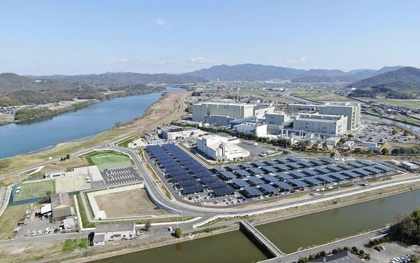 再生エネなどの補助金優遇で企業の温暖化対策を推進する=共同