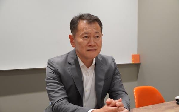 インキュベイトファンドの赤浦徹代表パートナーは米国流の起業支援を日本にいち早く持ち込んだ