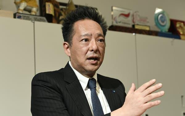 ヒューリック 宮山一輝 執行役員 経営企画部長