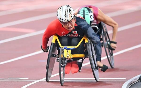 大会2個目の金メダルを獲得した佐藤