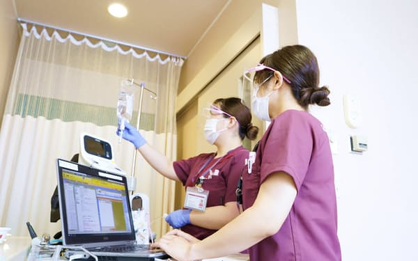 恵寿総合病院の60歳を超えても正社員として働くことができる新制度で、生涯賃金アップを目指す