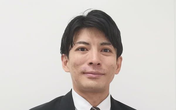 JETRO アジア大洋州課 課長代理 山城武伸氏