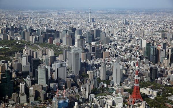 首都直下地震をはじめ大規模災害による深刻な影響が懸念される東京都心