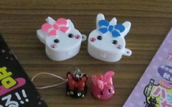 サン宝石のキャラクター「ほっぺちゃん」
