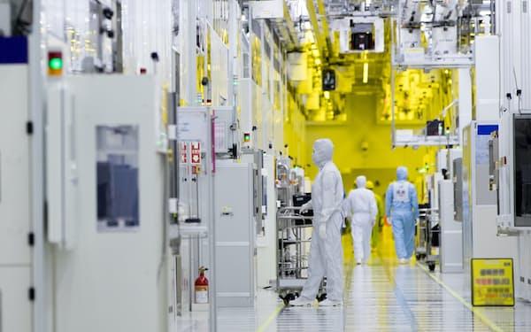 半導体世界大手のサムスンの装置・素材の購買量は世界最大規模