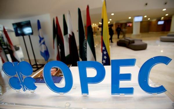 OPECプラスの会合が9月1日に開かれる=ロイター