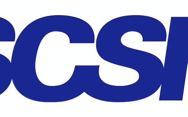 SCSKのロゴ