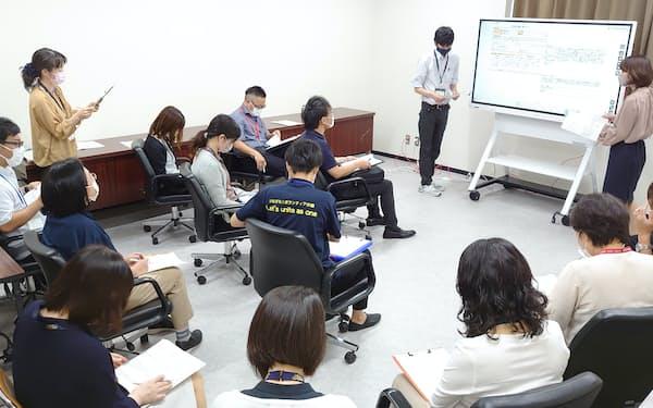 複合的な課題を抱える世帯などへの支援策を協議(福井県坂井市の重層的支援会議)