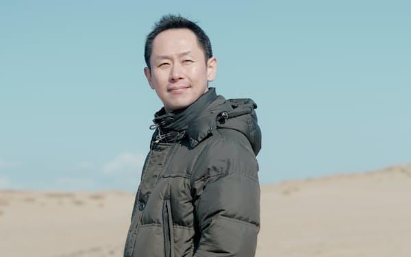 46歳まで過ごした東京を離れ、鳥取に移住した安川さん