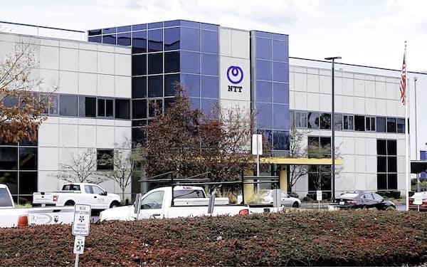 データセンターの利用需要の伸びに対応する(NTT提供)