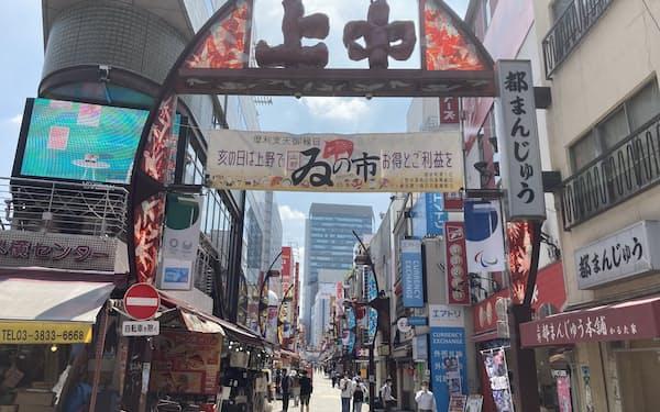 上野中通商店街は会員制サイト「上野倶楽部」をつくる