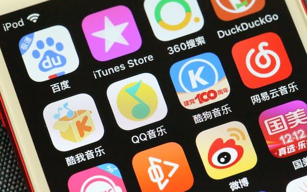中国当局は音楽配信についても締め付けを厳しくしている