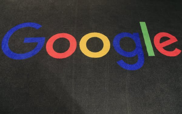 グーグルは「制裁金はわれわれの努力に釣り合わない。非常に失望している」とコメントした=AP