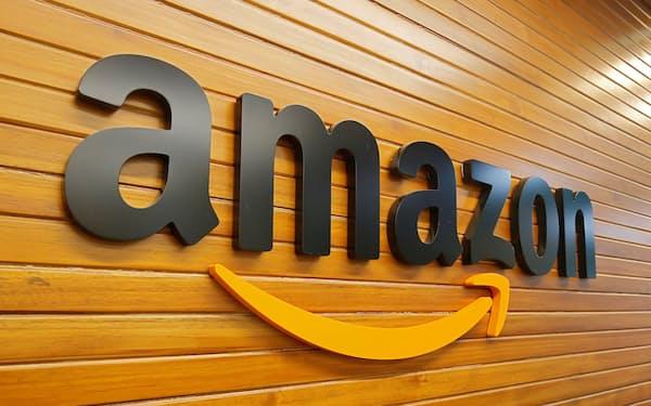 アマゾンはインドや日本でも採用を増やす(ベンガルールのオフィス)=ロイター