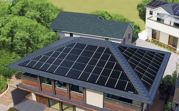 住宅用太陽光発電の普及を促進する