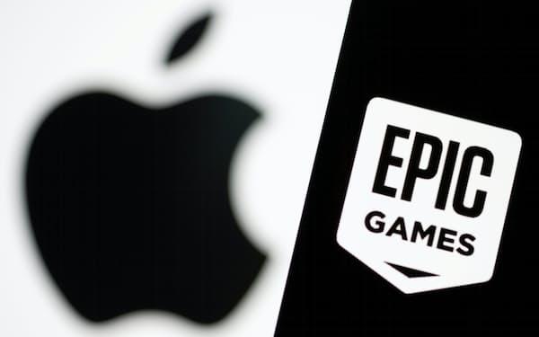 アップルはエピックとの訴訟をにらみ、独占批判をかわす必要に迫られている=ロイター