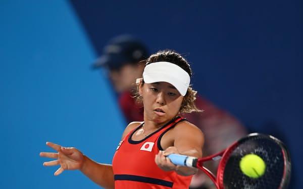 車いすテニス・女子シングルスで上地結衣が金メダルを懸けて決勝に挑む