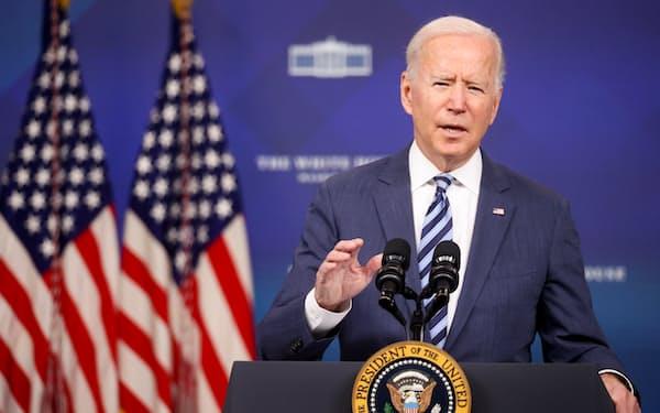 バイデン米大統領はテキサス州の中絶禁止法への対抗措置を指示した=ロイター