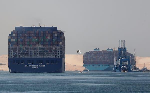 ベルベラは、スエズ運河を経由する利益の大きい交易路の玄関口を目指す=ロイター