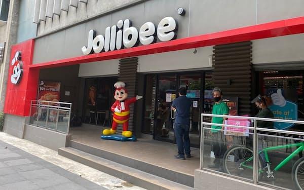 ジョリビーは買収戦略を通じて海外事業を拡大している