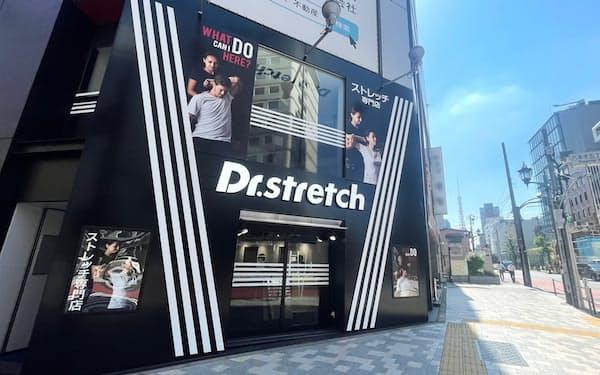 ドクターストレッチの東京・六本木の店舗