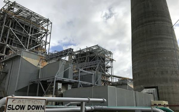 ASEAN諸国を支援して企業単位で排出量開示を進める(写真はフィリピンの発電所)