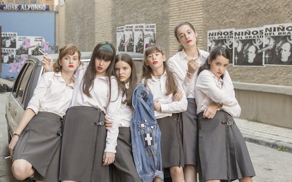 東京・新宿の新宿シネマカリテほかで17日公開 ©2020 Inicia Films, Bteam Prods, Las Niñas Majicas AIE