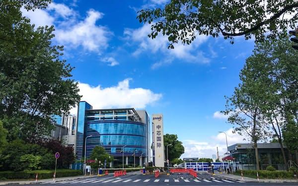 上海に新工場を建設するSMIC(同社提供)