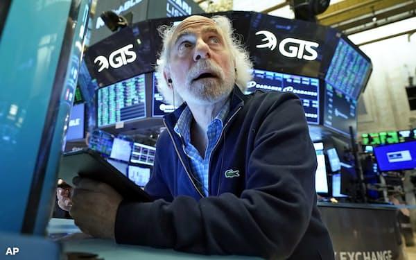 8月の雇用統計は予想を大幅に下回ったが、株式市場への影響は限られた=AP