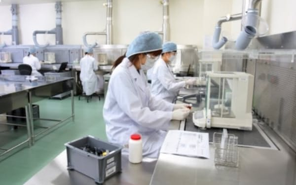 国内製薬8社は新薬のもとになる化合物のデータや材料を共有する