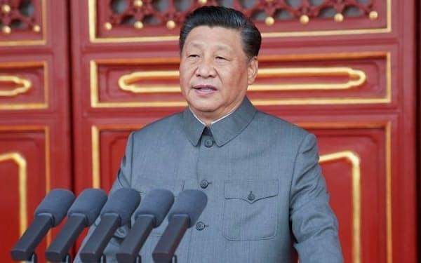 中国企業は一党独裁国家のリーダーの意向に振り回されている=AP
