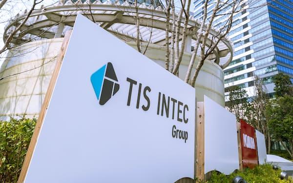 TISの豊洲オフィス