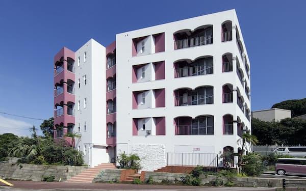 老朽化したマンションを修繕し、収益物件として再生する