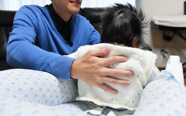 日本の男性は家事・育児に携わる時間が短い