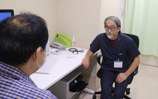 かわぐち心臓呼吸器病院の佐藤直樹副院長は、新薬を使うとQOL改善も期待できるとしている