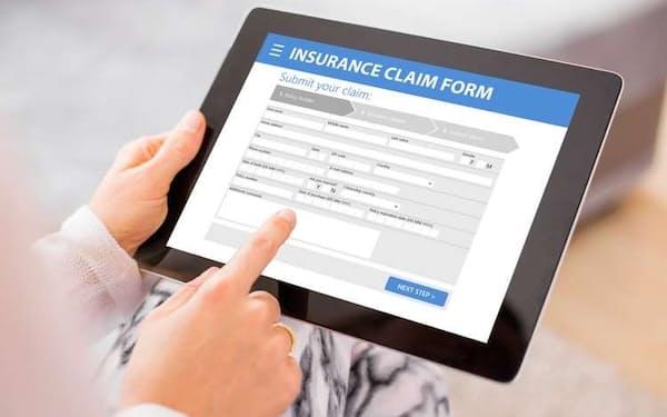 微保科技は保険業界に向けにデジタルで取引を一元管理できるシステムを提供する=図虫提供