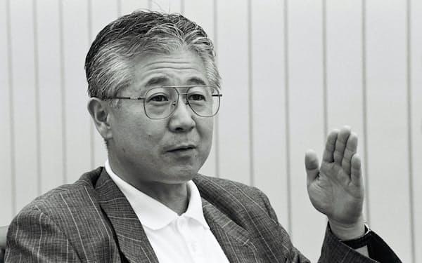 「福沢諭吉」(1991年)公開のころの澤井信一郎監督