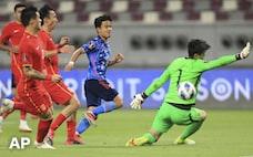 W杯予選、消えた地上波 中国バブルが日本の民放翻弄