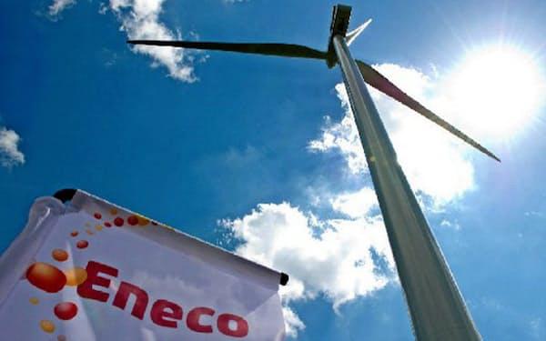 三菱商事は欧州でもアマゾンと提携し、洋上風力による電気を供給する