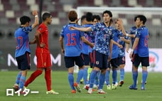 目を覚ましたサッカー日本 厳しさ増す予選、安堵の1勝