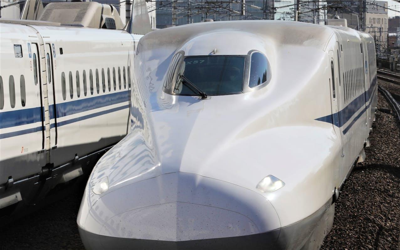 東海道新幹線などで、繁忙期の混雑緩和につなげる