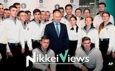 プーチン氏、終身統治へ布石 下院選の圧勝度合い焦点に