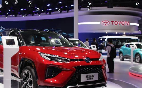 トヨタは中国のリース事業を拡大する