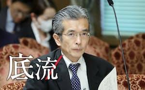 7月に財務次官に就いた矢野康治氏