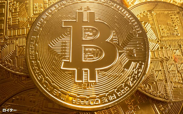 米国でETFが承認されれば、運用資産としてのビットコインの存在感が高まる可能性がある=ロイター