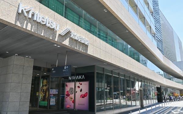 あべのハルカス近鉄本店(大阪市)を2022年春から順次改装する