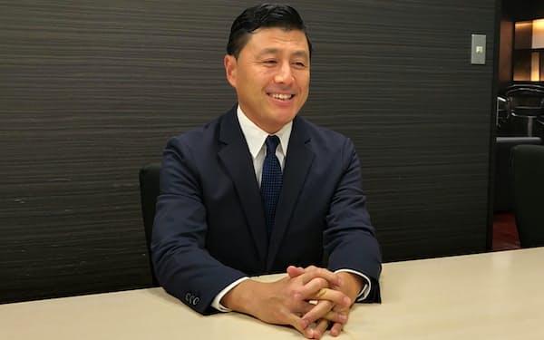 ロボットペイメントの清久健也社長
