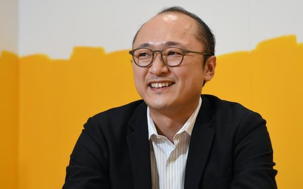 瀧俊雄氏 野村証券で家計行動、年金制度などを研究。スタンフォード大学経営大学院、野村ホールディングスの企画部門を経て、2012年にマネーフォワードの設立に参画。